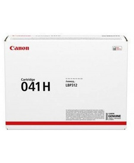 Canon Cartridge 041H black, high capacity