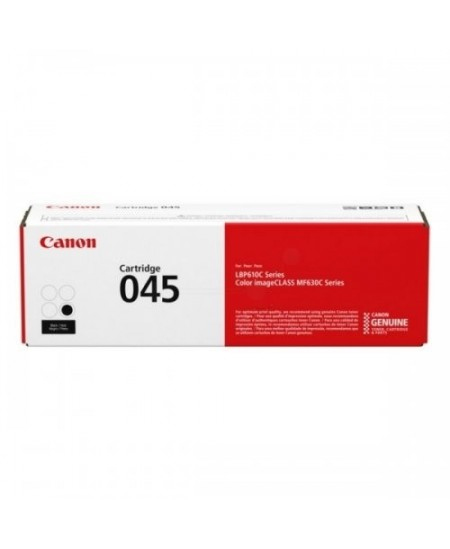 Canon 045 Black original toner cartridge
