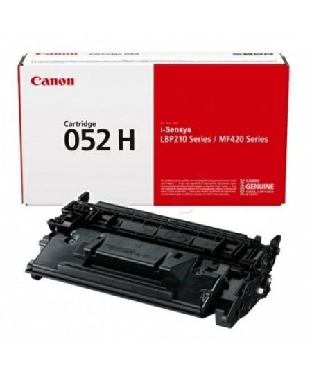 Canon cartridge 052H, black, high capacity