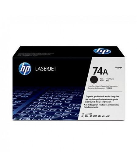Lazerinė kasetė HP 92274A | juoda