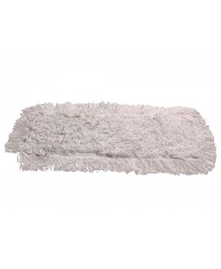 Kilpinė šluostė grindų laikikliui, karpyta, 50 cm, su kišenėlėmis