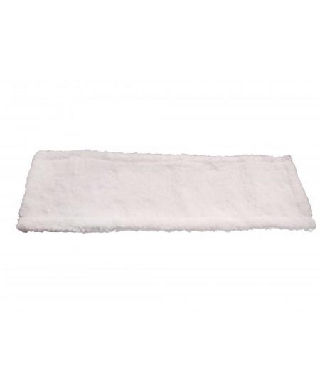 Mikropluošto šluostė grindų laikikliui, 50 cm, su kišenėlėmis