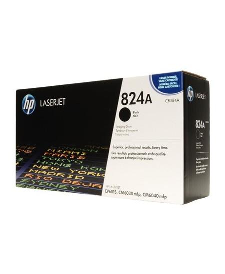Būgno kasetė HP CB384A (824A) | juoda