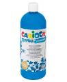 Guašas CARIOCA, 1000 ml, žydras