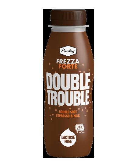 Kavos ir pieno be laktozės gėrimas PAULIG, Frezza Forte, 250 ml