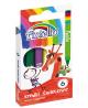 Vaškinės kreidelės GRAND FIORELLO, 6 spalvų rinkinys