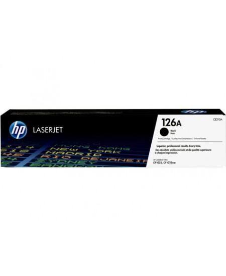 Lazerinė kasetė HP CE310 (126A) | juoda