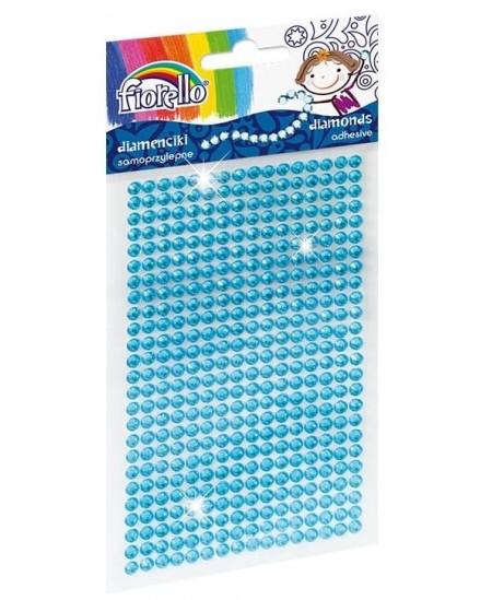 Lipdukai vaikams FIORELLO, mėlynos juostelės