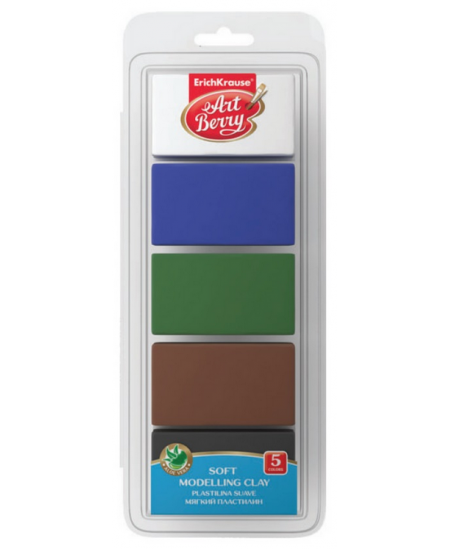 Modelinas ERICH KRAUSE ArtBerry, 5 spalvų