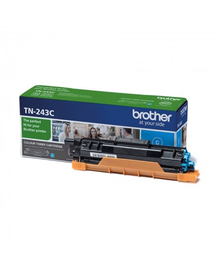 Brother TN243C toner cartridge, cyan