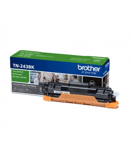 Brother TN243BK toner cartridge, black