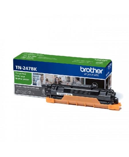 Brother TN247BK toner cartridge, black