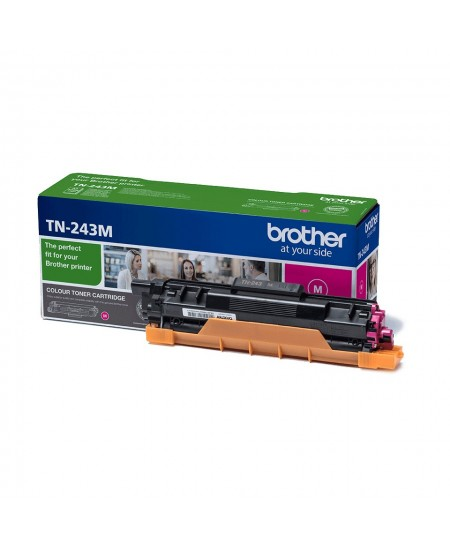 Brother TN243M toner cartridge, magenta