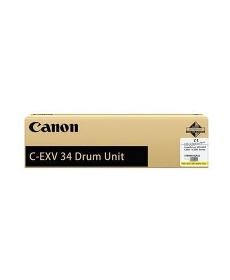 Būgno kasetė Canon C-EXV34Y | geltona