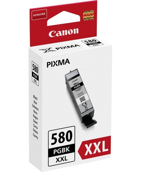 Canon PGI-580PGBK XXL ink cartridge, black