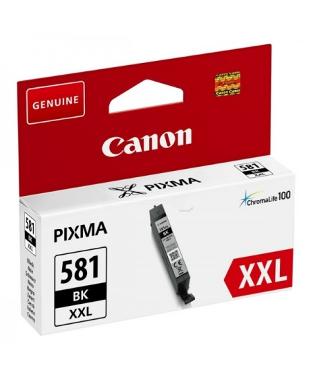 Canon CLI-581BK XXL ink cartridge, black