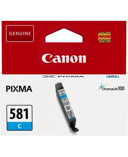 Canon CLI-581C ink cartridge, cyan