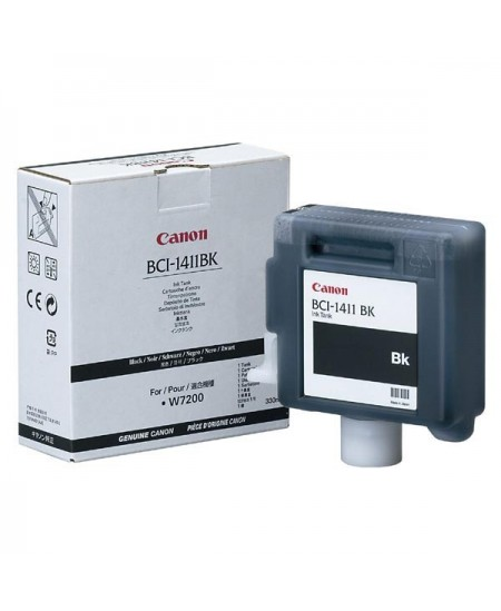 Canon BCI-1411BK ink cartridge, black