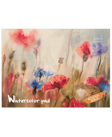 Akvarelinis sąsiuvinis SM-LT, A3, 200 g/m2, 20 lapų