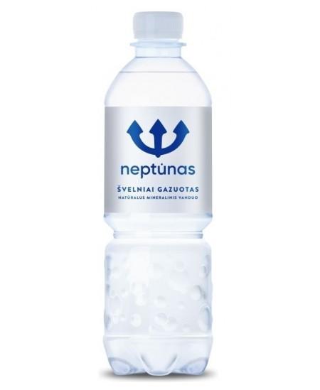 Mineralinis vanduo NEPTŪNAS, 500 ml, gazuotas