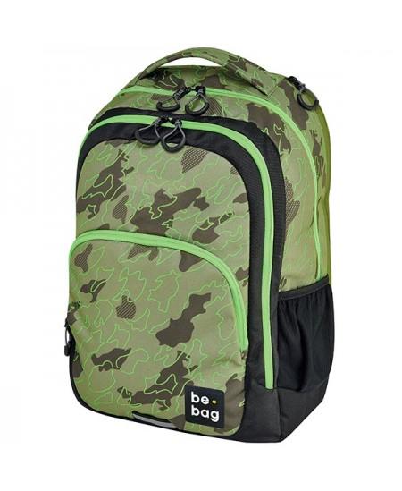 Kuprinė HERLITZ Be bag Abstract camouflage