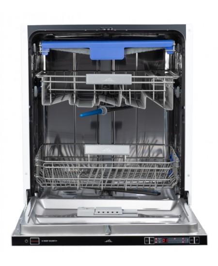 ETA Dishwasher ETA339390001 Built-in, Width 60 cm, Number of place settings 14, Number of programs 9, A+++, Display, AquaStop fu
