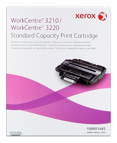 Lazerinė kasetė Xerox106R01485   juoda