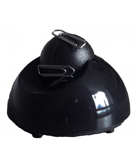 Sąvaržėlinė HELIT, su magnetiniu rutuliuku, juoda