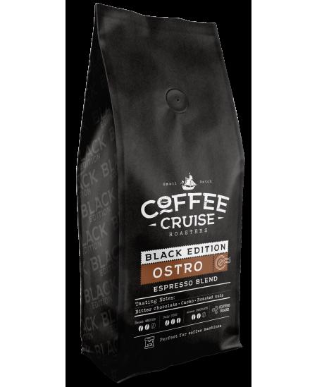Kavos pupelės COFFEE CRUISE Ostro, 1 kg