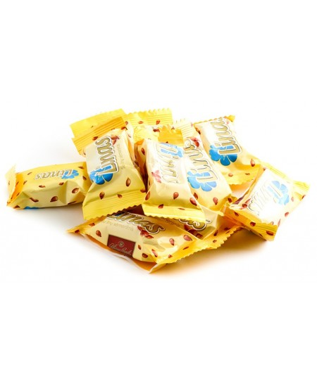 Saldainiai LINAS, su linų sėmenimis, 1 kg