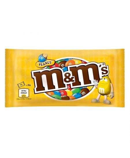 Dražė M&M's Peanut, 45 g
