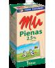 Pienas MŪ, 2.5% riebumo, 1 l