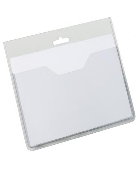 Vardinė kortelė DURABLE, 60 x 90 mm