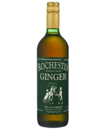 Vynas nealkoholinis Imbierinis Rochester Ginger 0,725 l