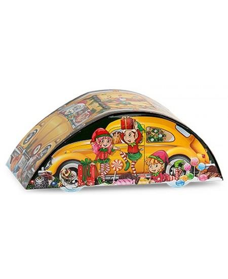 """Saldainiai dovanėlė, vaikams """"Automobilis Vabalas"""" 230 g."""