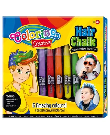 Plaukų dažymo rinkinys berniukams COLORINO