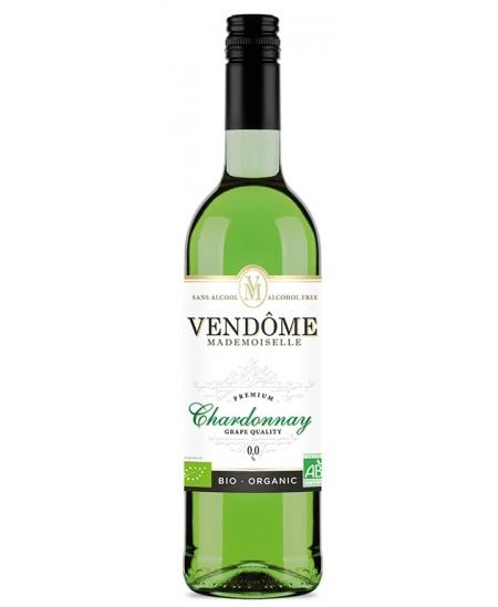 "Chardonny vynas ""VENDOME"", nealkoholinis, 0,75 l"