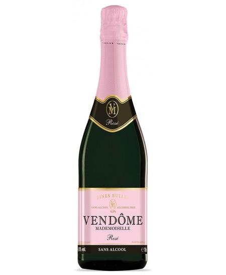 """Putojantis rožinis vynas """"VENDOME"""", nealkoholinis, 0,75L"""