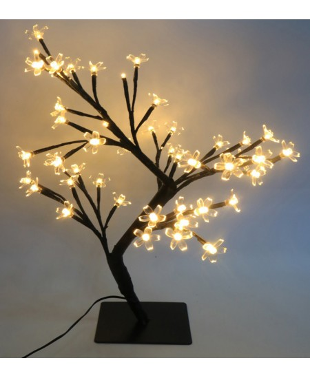 Dekoracija LED medis, 45 cm