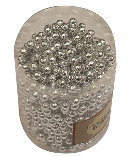 Eglutės girlianda N3, 10 m, sidabro sp.