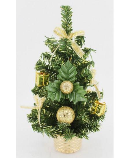Dekoracija Kalėdinė eglutė, 20 cm