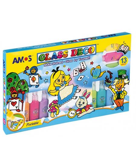 """Langų dekoravimo rinkinys AMOS """"Alisa stebuklų šalyje"""""""