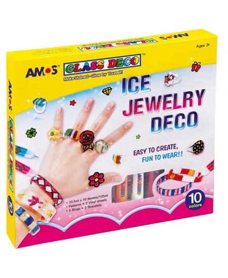 Dekoravimo rinkinys AMOS Ice Jewelry Deco