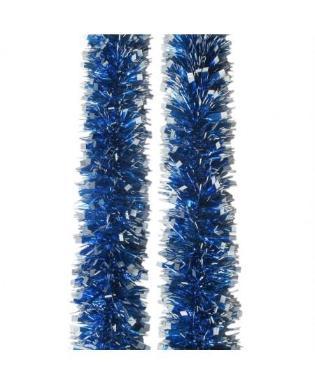Eglutės girlianda T102, 200 cm, mėlynos sp.