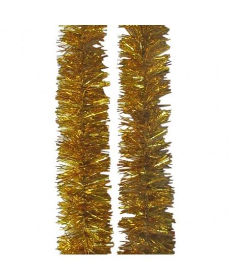 Eglutės girlianda T100, 200 cm, aukso sp.