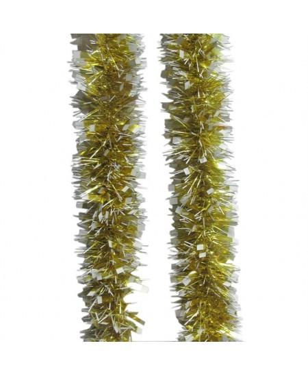 Eglutės girlianda T87, 200 cm, aukso sp.