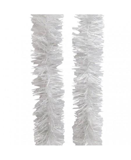 Eglutės girlianda T96, 200 cm, baltos sp.