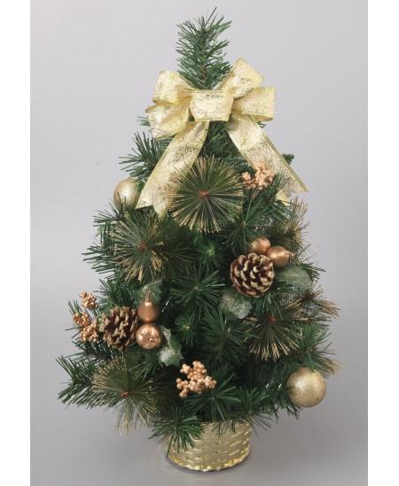 Dekoracija Kalėdinė eglutė, 60 cm