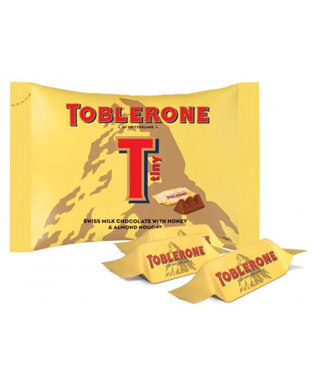 Pieniškas šokoladas TOBLERONE Tiny, 200 g
