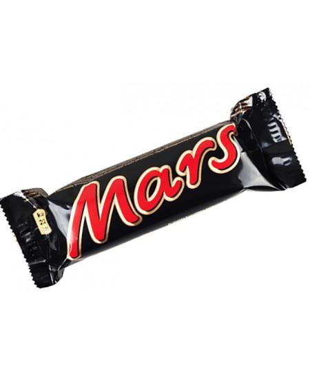 Šokoladinis batonėlis MARS, 51 g